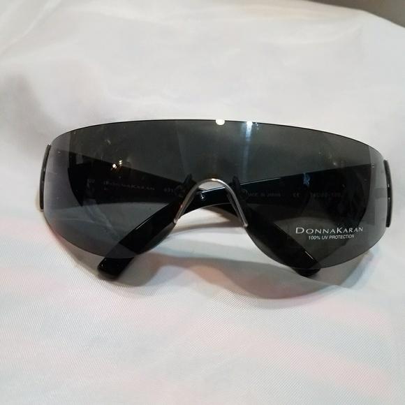 e7a2796f619e Donna Karan face shield sunglasses  NEW